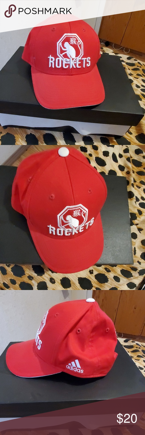 Houston Rockets Nba Chinese Year Of The Monkey Hat New With Tags Sold Out On Ebay Nba Store And Amazon Money In The From By The Houston Rockets Spellout And C