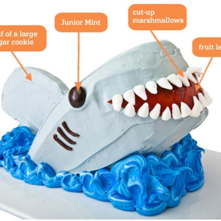 baby shark cake decorations australia
