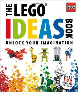 The LEGO Ideas Book (Daniel Lipkowitz) | Used Books from Thrift Books