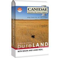 Canidae Grain Free pureLAND Dry Dog Food