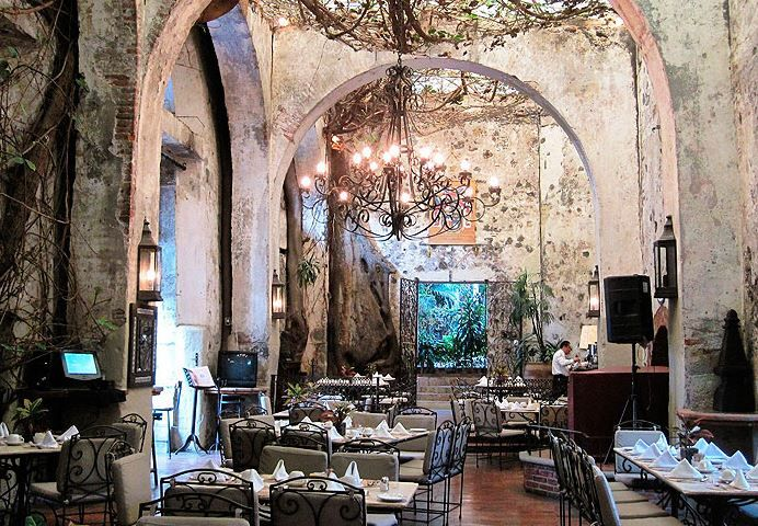 Mexico wedding venue old world elegance historic site for Most beautiful wedding venues in the world