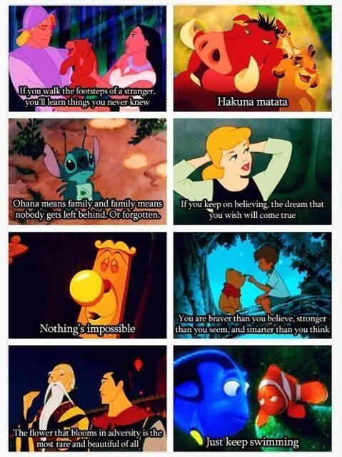 Disney is so inspiring ❤️