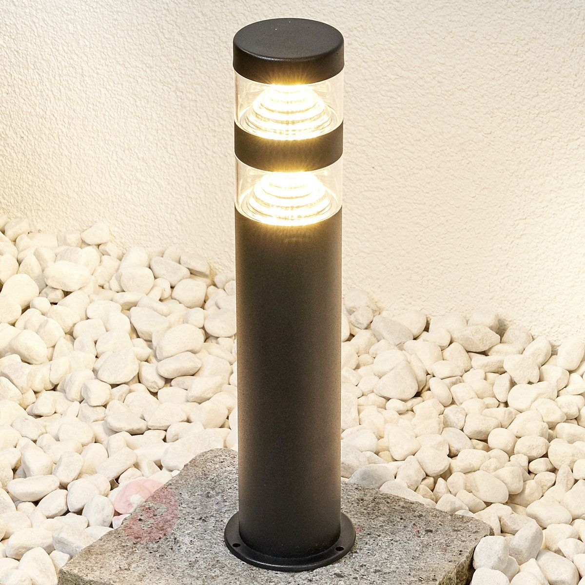 Lanea pillar light with LEDs - warm white
