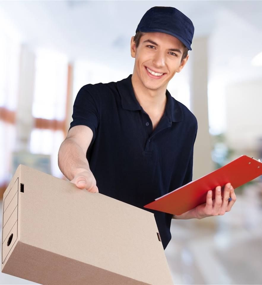 Choose your courier company that fits your needs exactly