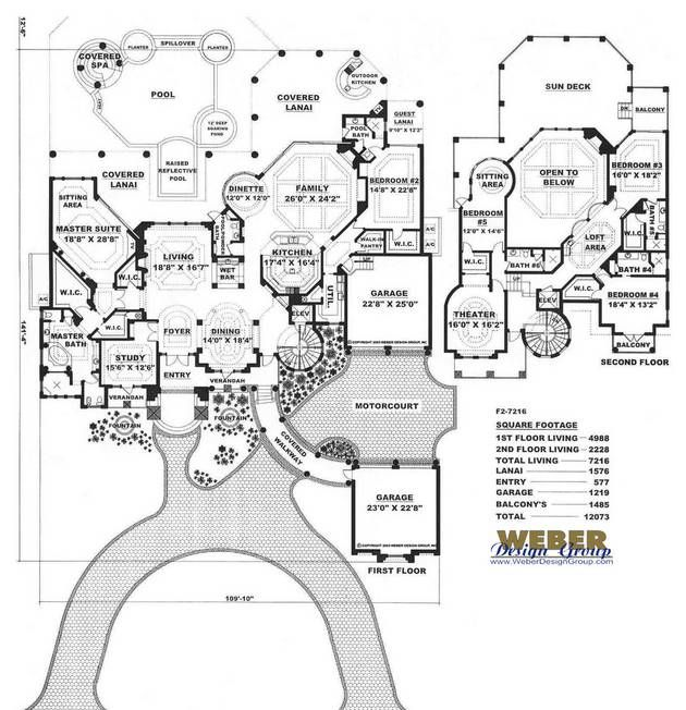 Mediterranean House Plan 2 Story Tuscan Mansion Floor Plan Mansion Floor Plan Luxury House Plans Luxury Floor Plans