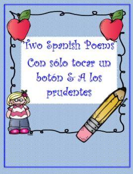 Spanish Rhyming Poems 2