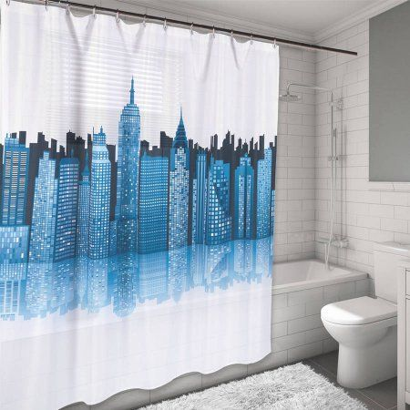 Home Fabric Shower Curtains Sweet Home Collection House Styles