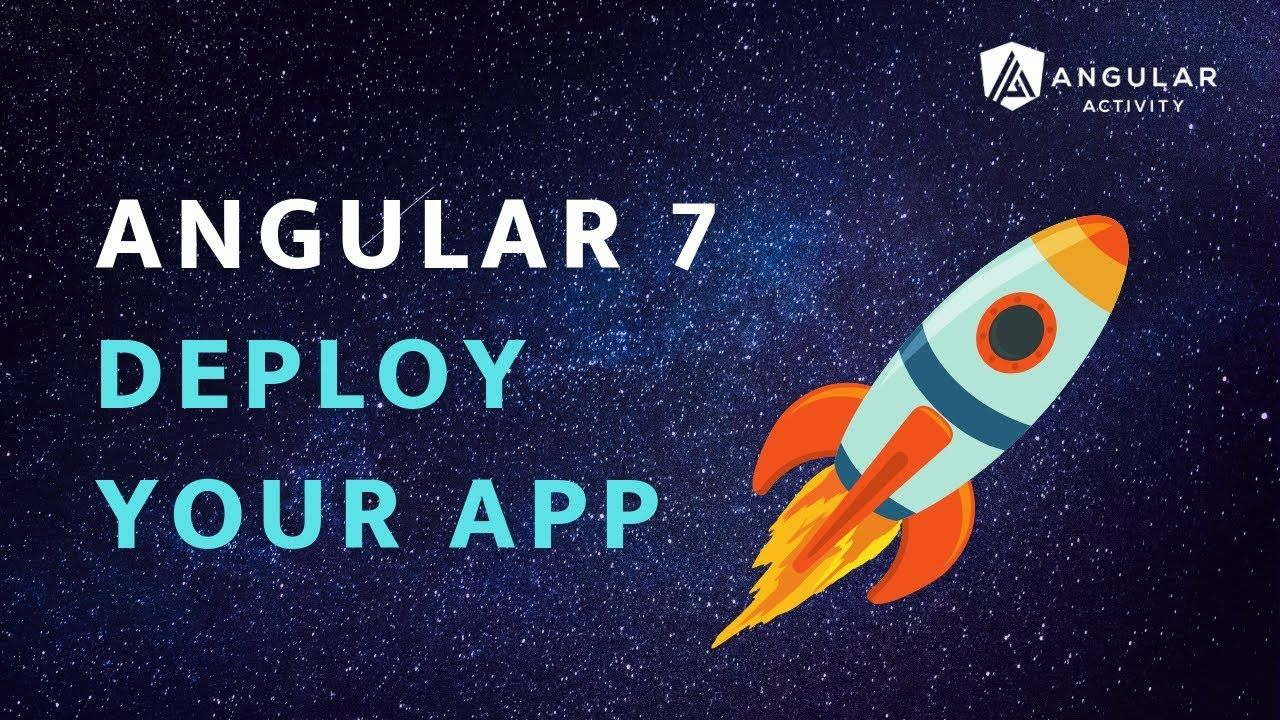 Angular 7 - Deploy your app | Firebase #angular #js