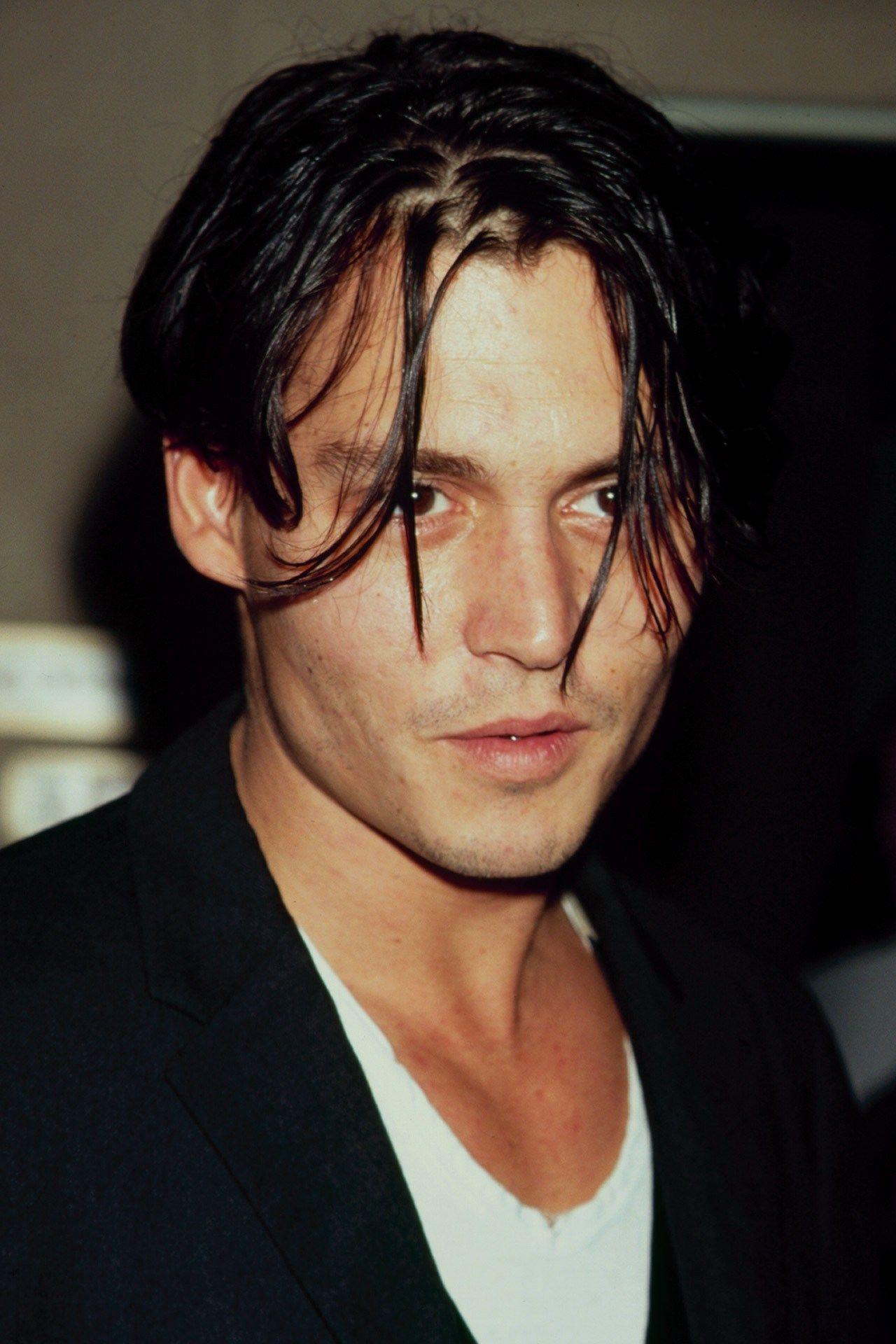 90s curtains. an actual men's hair trend we miss. | my idol