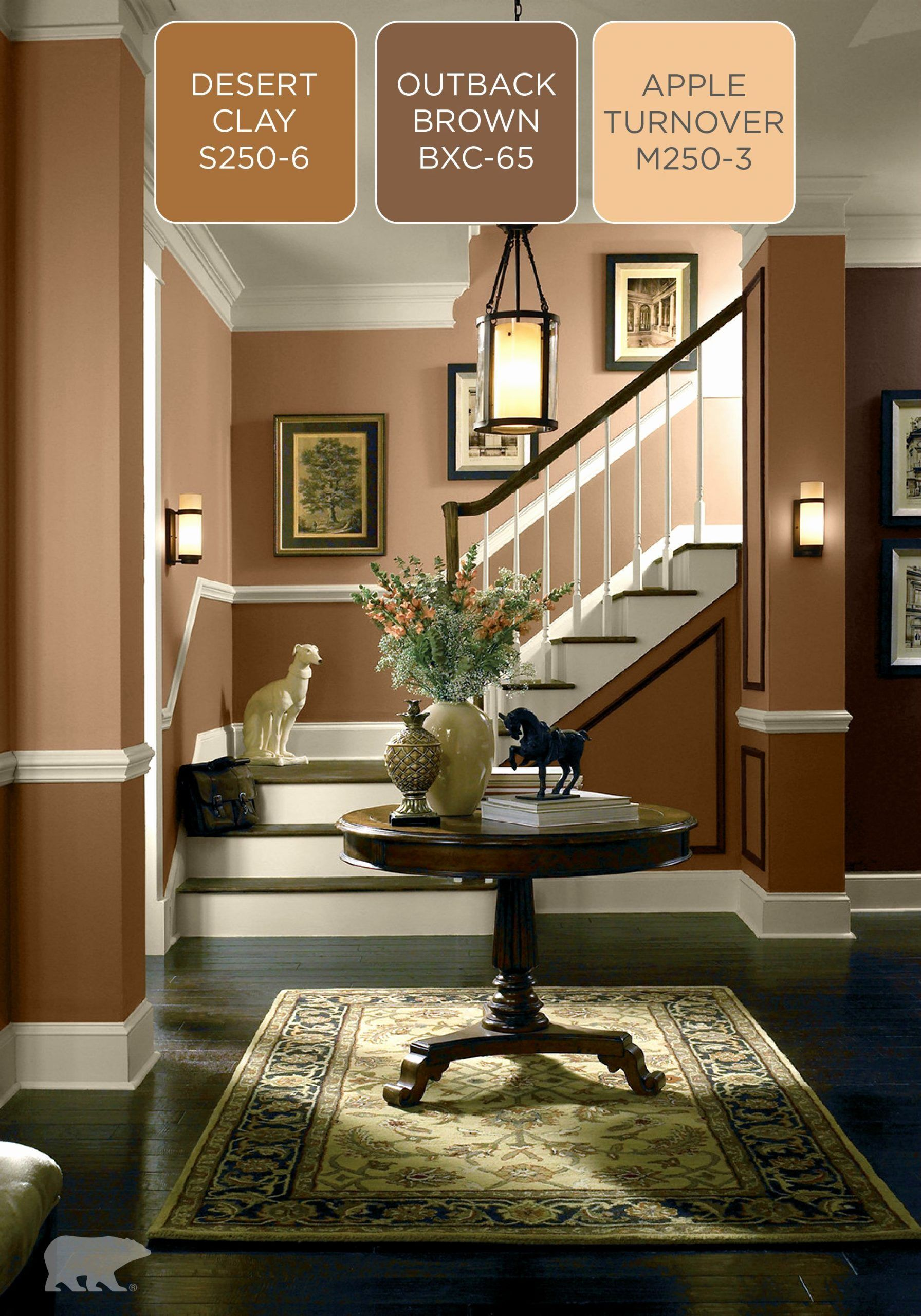 Brown Paint Colors For Living Room Best Of Find The Right Brown Hue For Your Next Home Remodel With Di 2020 Desain Rumah Rumah Desain #tuscan #paint #colors #for #living #room