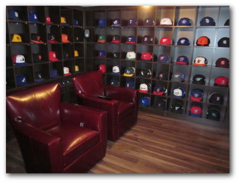 Must Have Man Cave Furniture : Basketball man cave baseball it's an entire