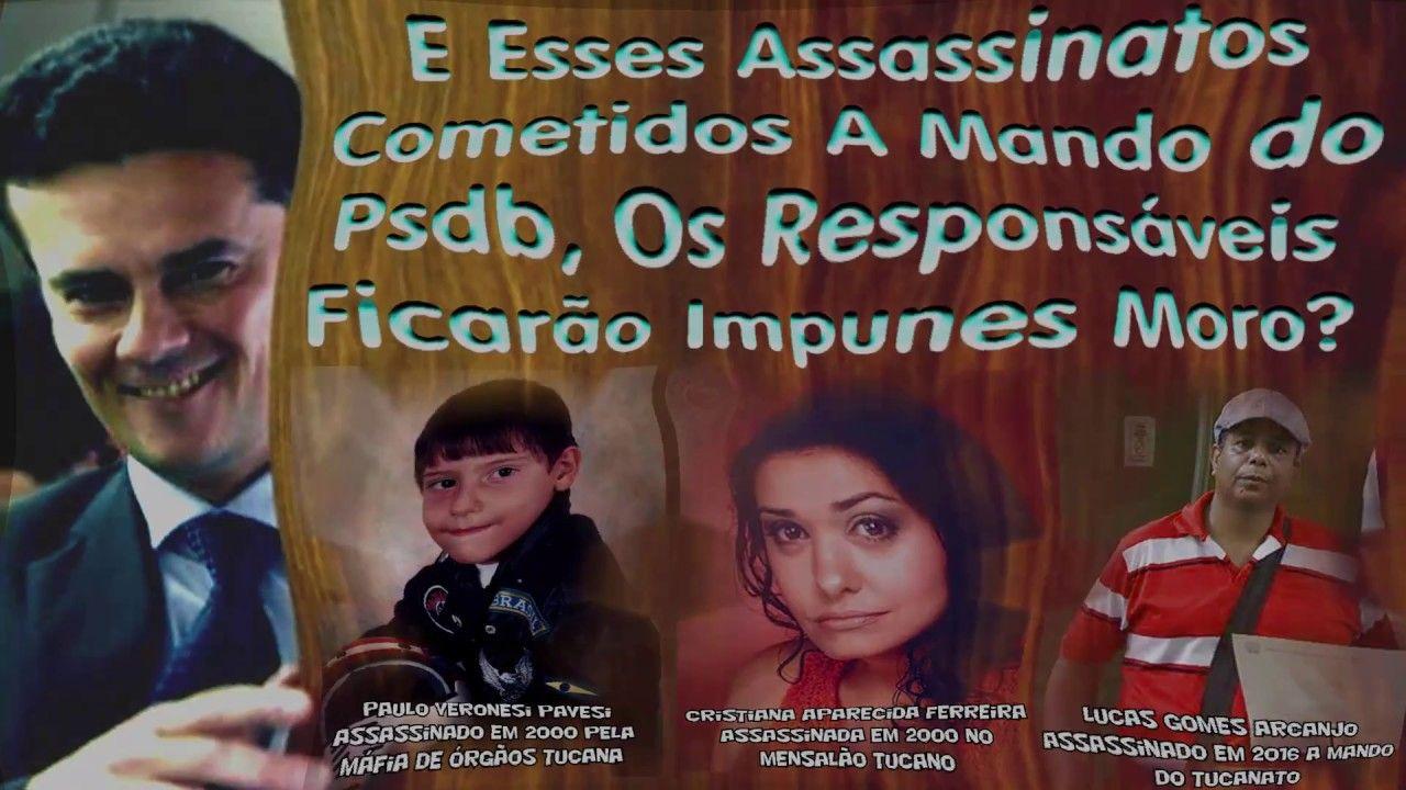 PSDB - O CÂNCER A SER EXTIRPADO  https://youtu.be/u9OqPckQkMY