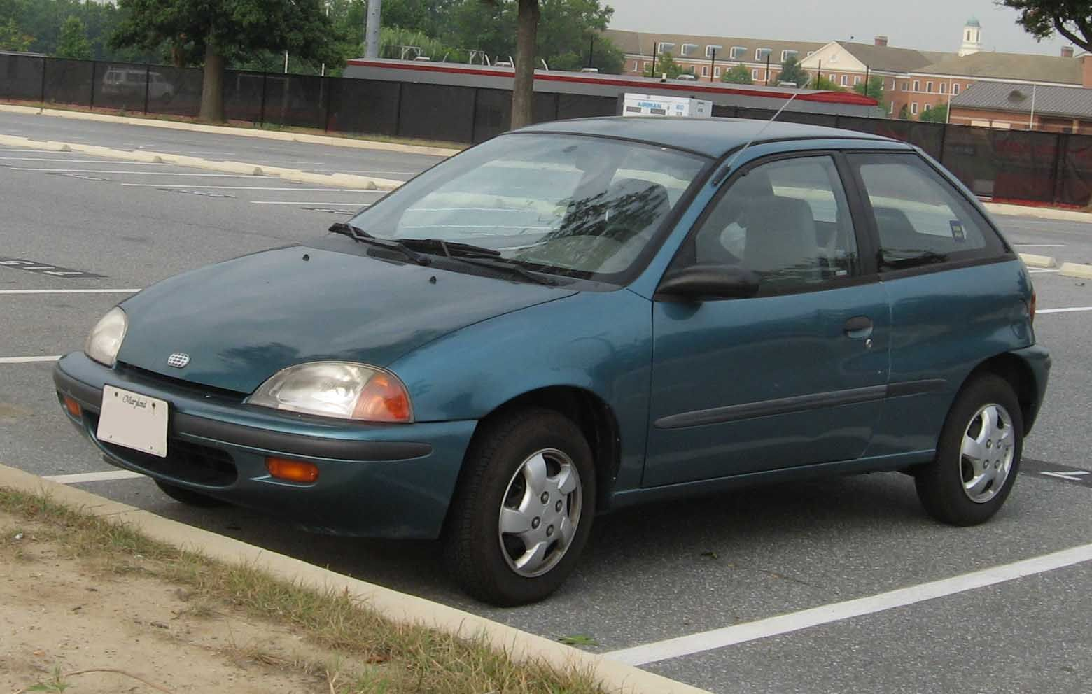 geo metro a look at the geo metro a great choice for fuel ...