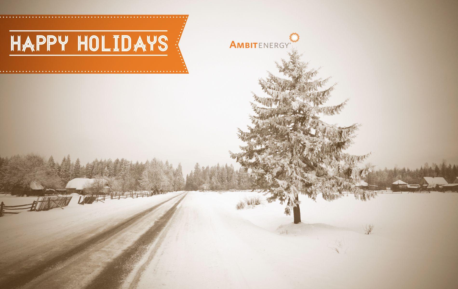 Happy #Holidays from  #AmbitEnergy! http://ww2.ambitenergy.com/