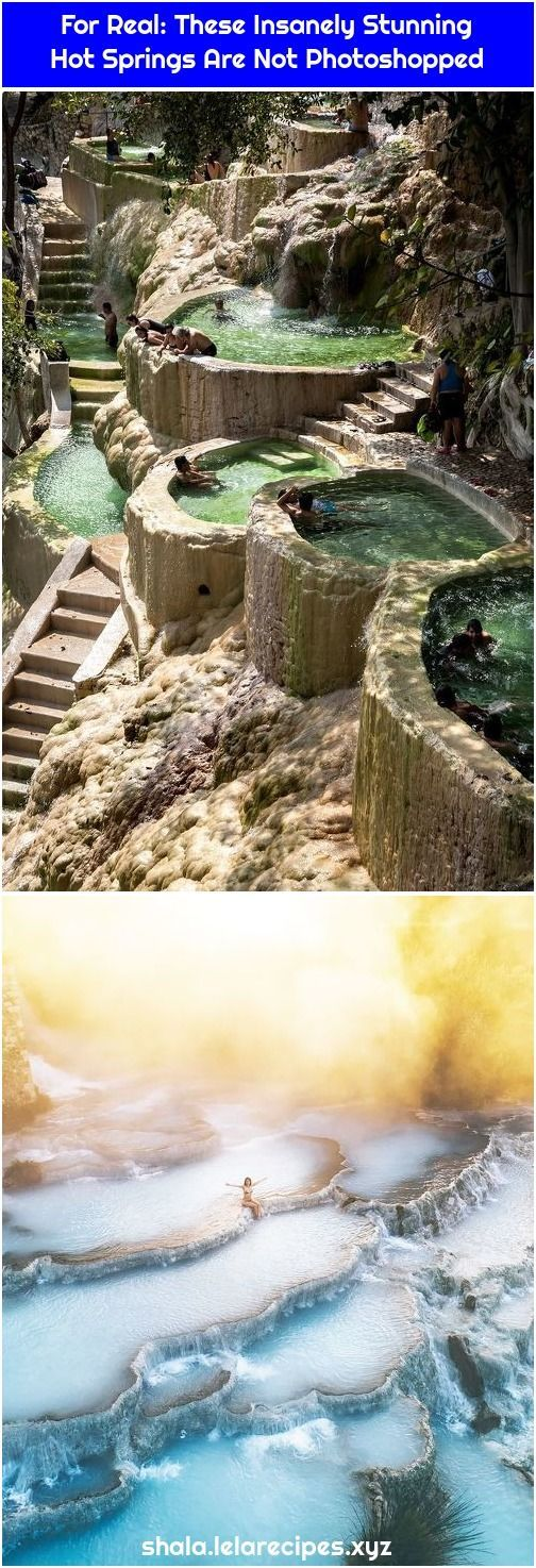Real These Insanely Stunning Hot Springs Are Not Photoshopped In welche Richtung wirst du gehen Real These Insanely Stunning Hot Springs Are Not Photoshopped For ReaIn we...