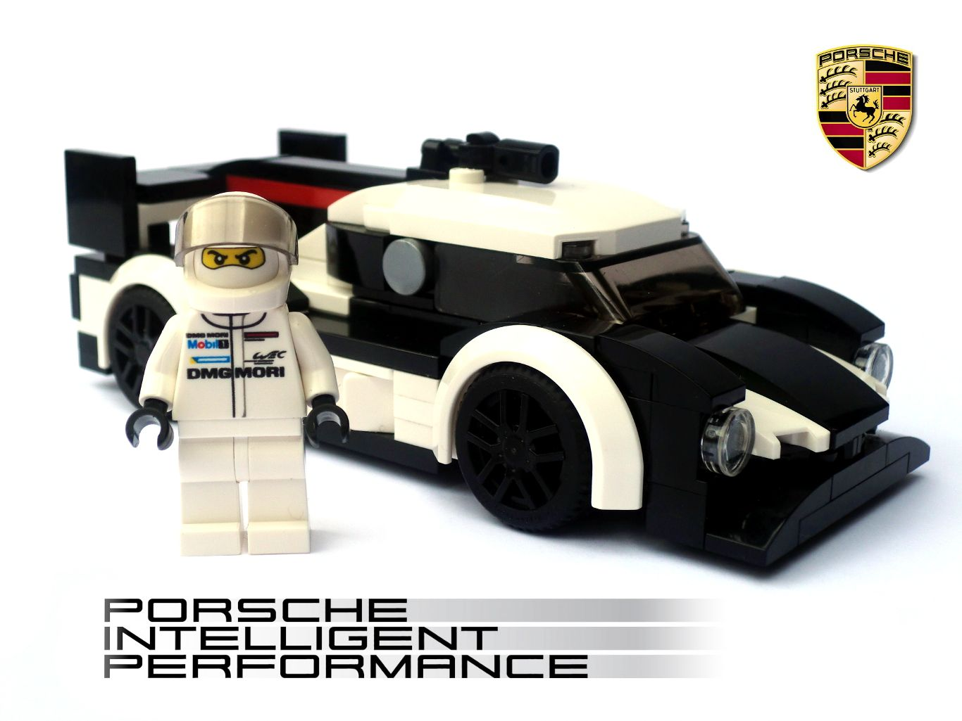 Lego City Porsche 919 Lmp1 Lego Cars Pinterest Lego City