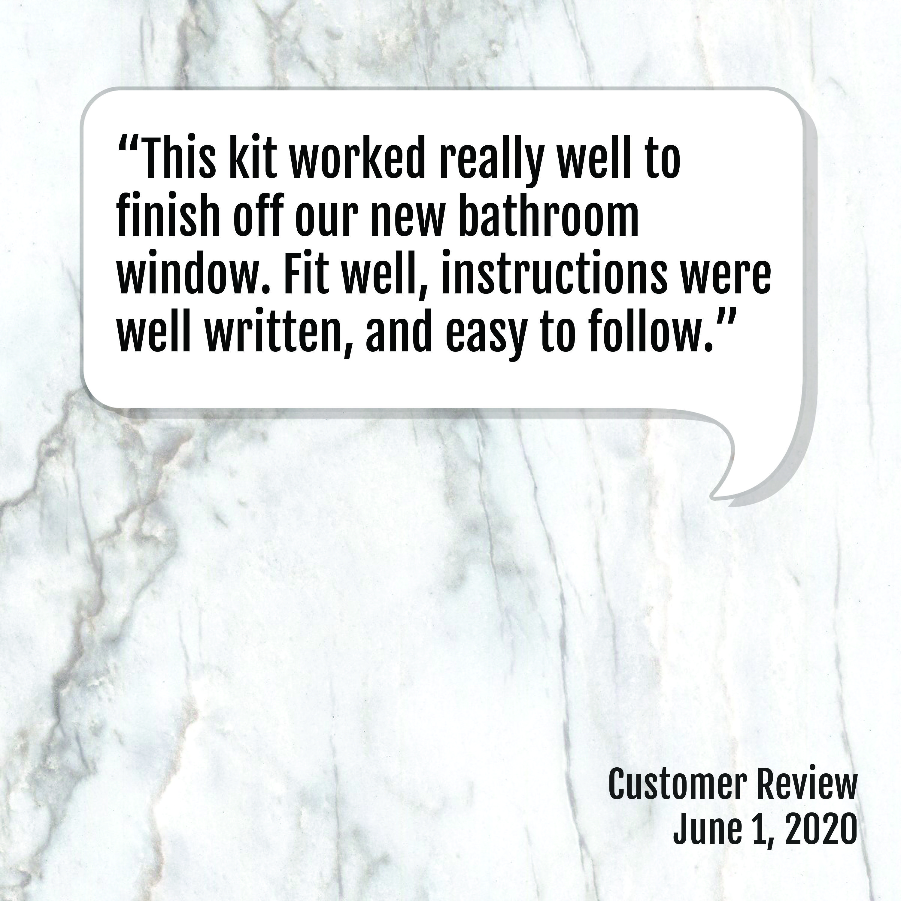 Customer Review In 2020 Bath Kit Window Trim Bath Surround