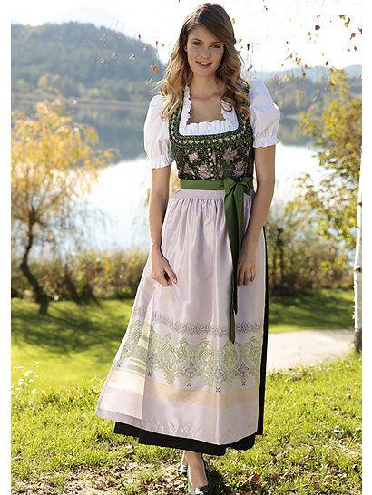 folk Evropa | Dirndl, Dirndl trachten, Traditionelle kleider