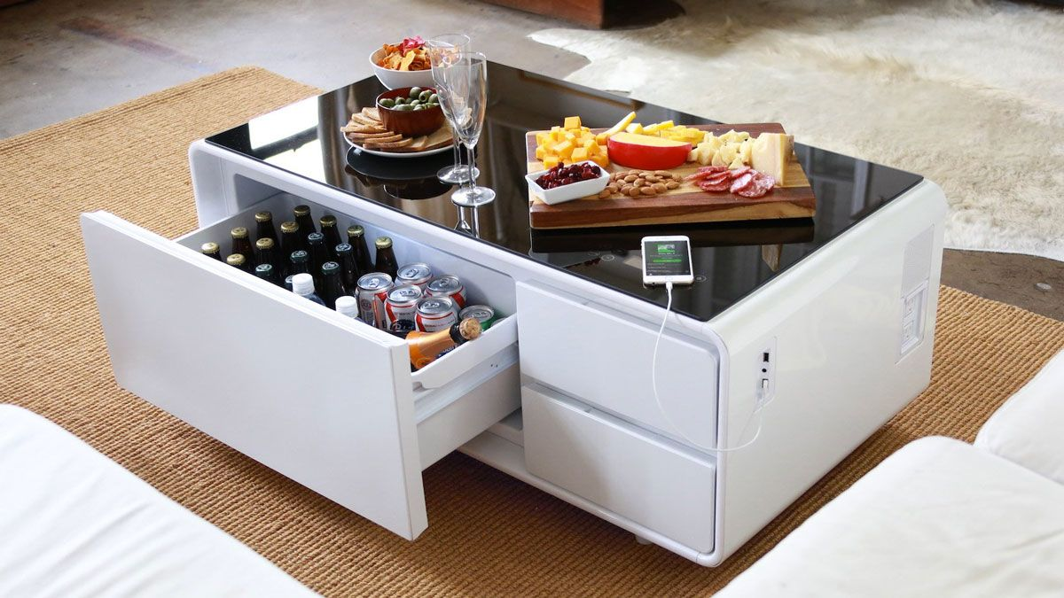 From Coolest Cooler to cooler coffee table. And like its