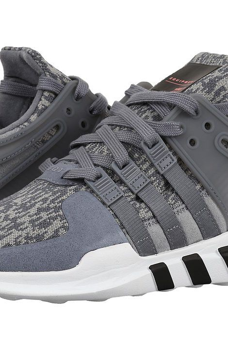 d9df19b48b55 adidas Originals EQT Support ADV 2 (Clear Onix Grey Core Black) Mens