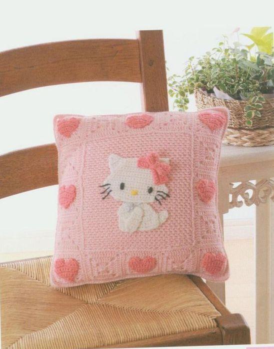 Decorativo de hello kitty para el cuarto de la ni a y el for Cuarto para nina hello kitty