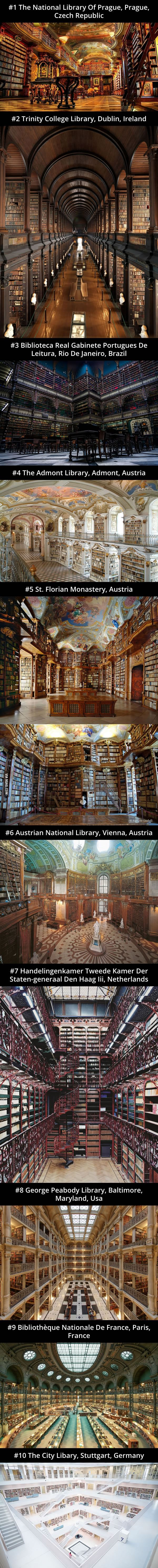 Library porn #aroundtheworldtrips