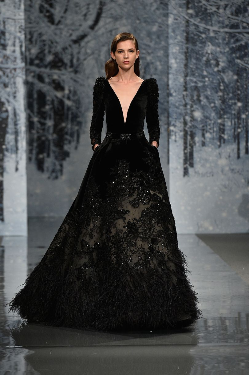 Ziad nakad autumnwinter couture winter couture and autumn