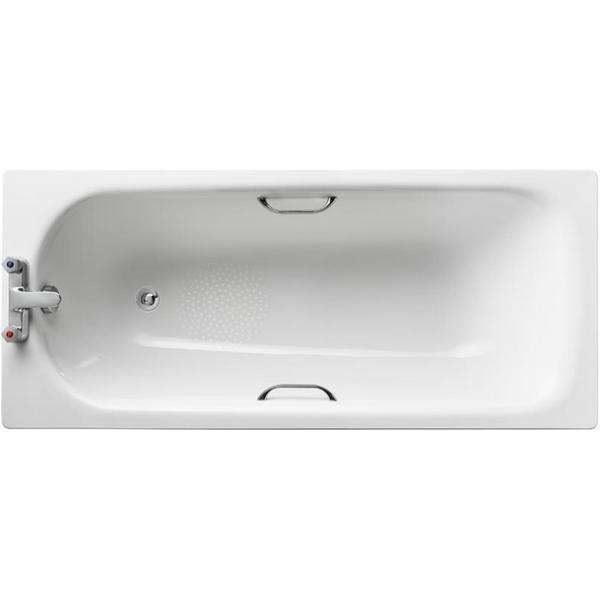 Armitage Shanks Sandringham 21 1600 Bath 2TH TG AS White