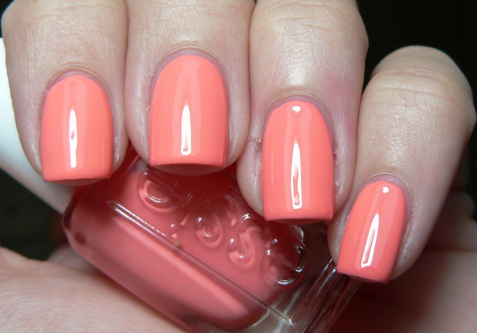 Essie Haute As Hello. 1 full mani. $3 | Nail Polish Sale | Pinterest