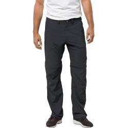 Photo of Jack Wolfskin Zip-Off Pants Men Canyon Zip Off Pants 26 phantom Jack Wolfskin