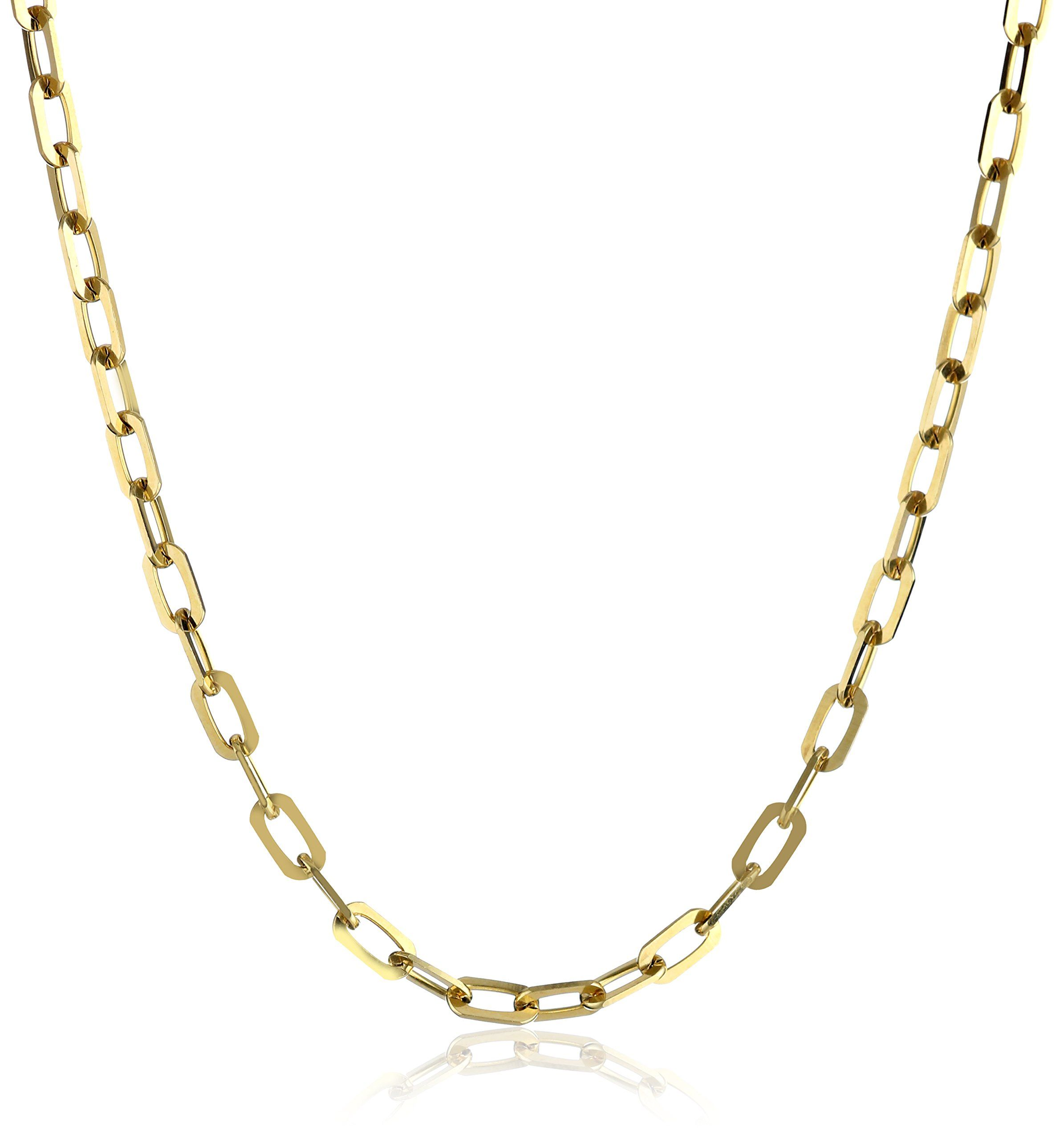 friends anchor chain gold necklace striped tone claire s pendant best necklaces