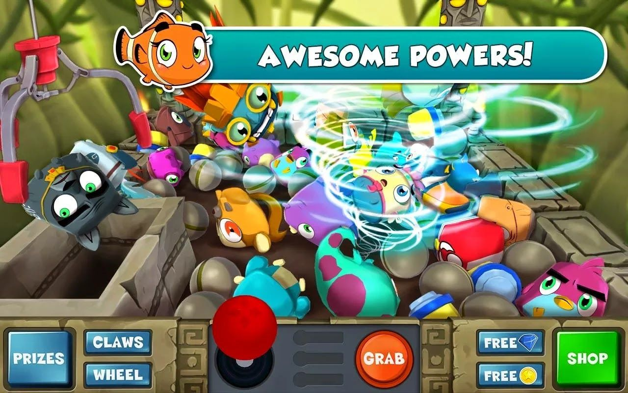 Free Download Prize Claw 2 APK For android Free prize