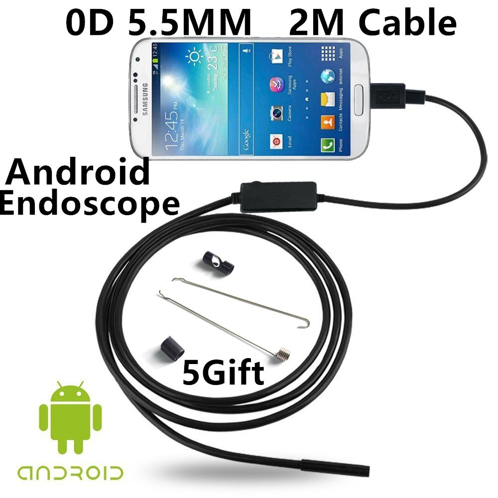 Camera usb android micro