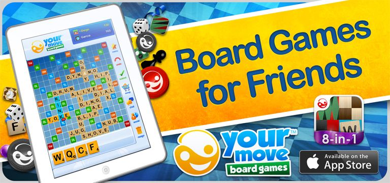 Are you on #YourMove yet? Come play me in 8 classic board games! My username is 'Passion Fan'. http://goo.gl/q3pNE
