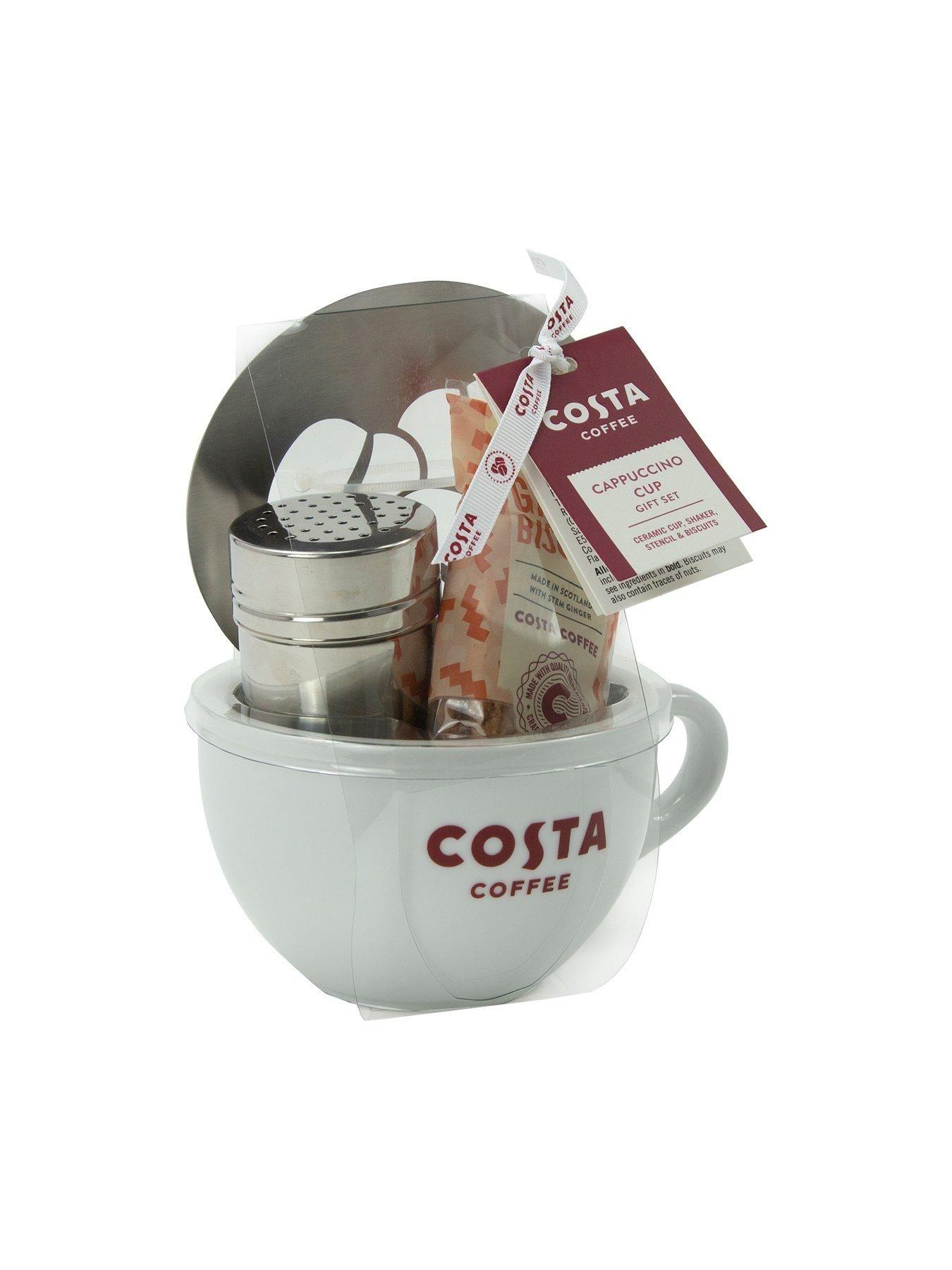 Costa Coffee Cappuccino Set One Colour Costa coffee