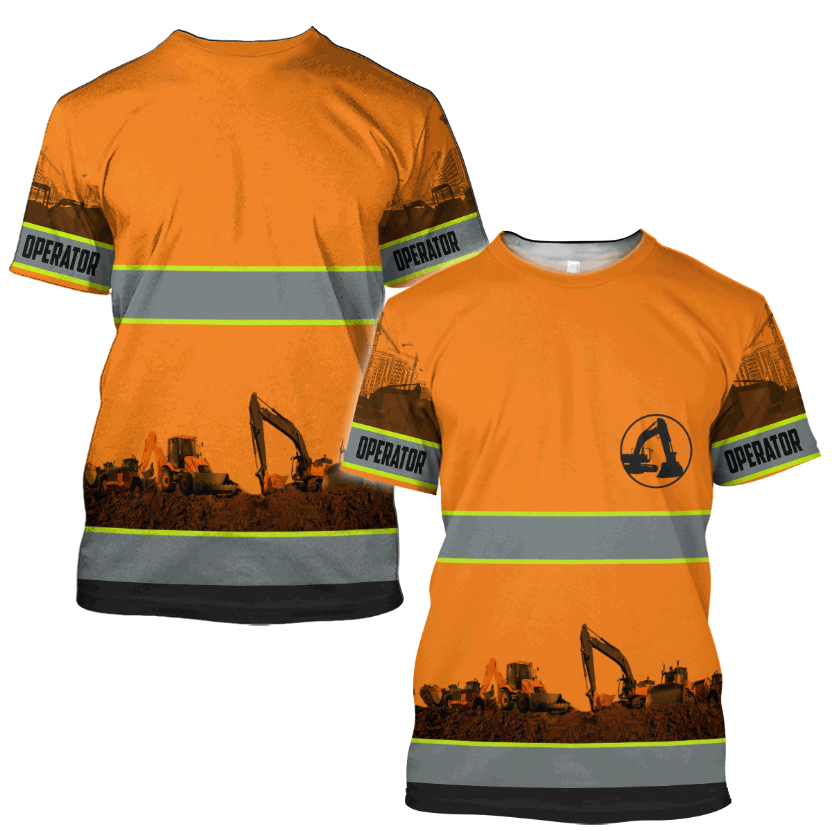Operator 3D All Over Printed Unisex Shirts For Men And Women - T-Shirts / XXL
