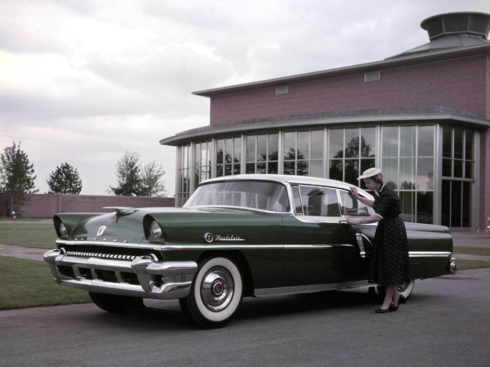 1955 Mercury Montclair Hardtop Coupé