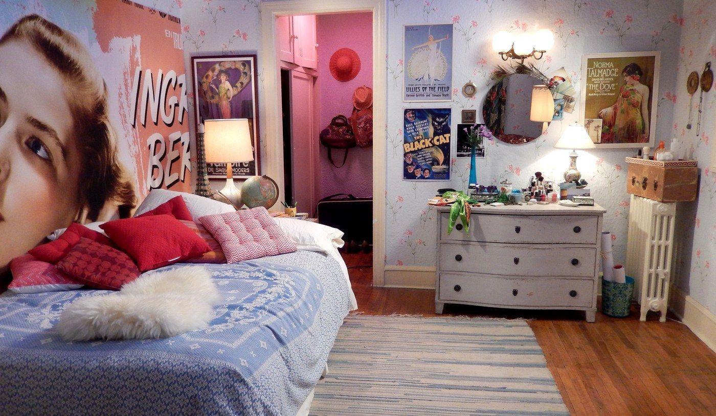 Screen Style: Get the Look of Emma Stone's La La Land Bedroom