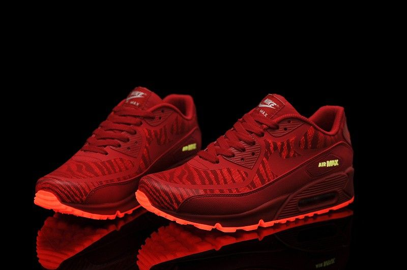 Nike Leather and Suede Air Max 90 Sneakers
