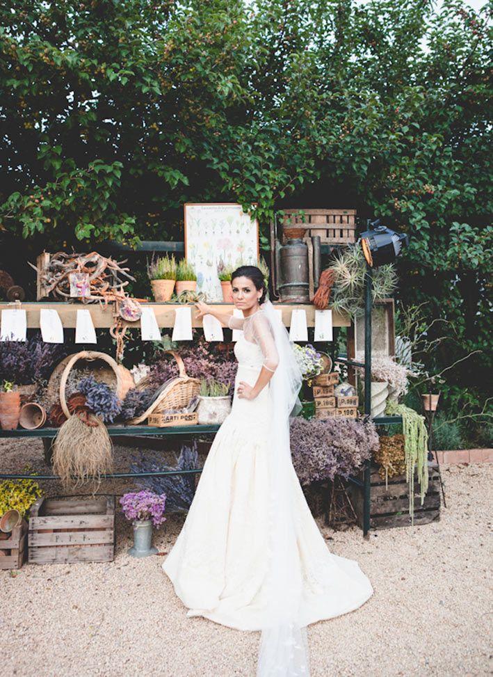 vestido de novia para boda rústica | bodas, wedding | vestido de