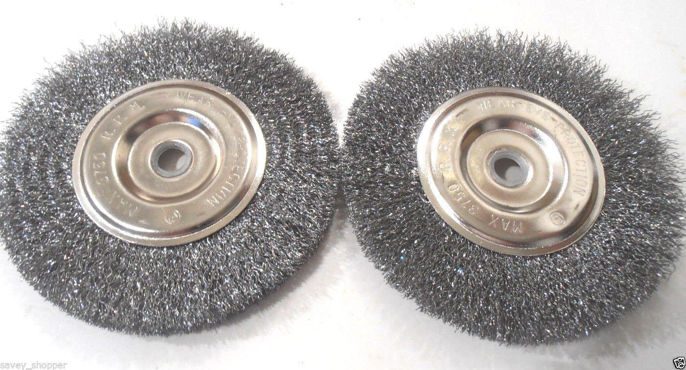 """LOT OF 4 1//2 /"""" INCH X 7//8/"""" INCH ARBOR X 1//4/"""" THICK GRINDING WHEEL//DISC 20"""