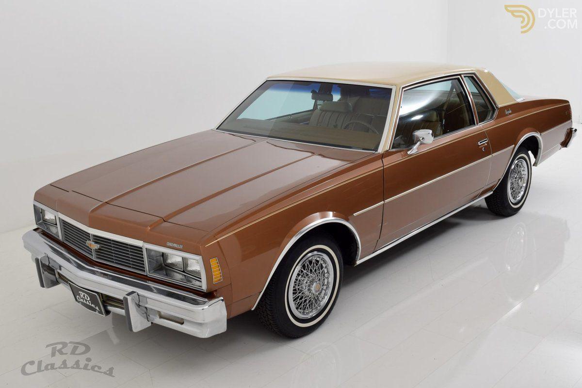 1979 Chevrolet Impala Coupe Chevrolet Impala Chevy Impala Classic Cars