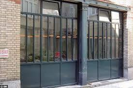 R sultat de recherche d 39 images pour porte de garage vitr e style atelier porte vitree - Porte vitree style atelier ...