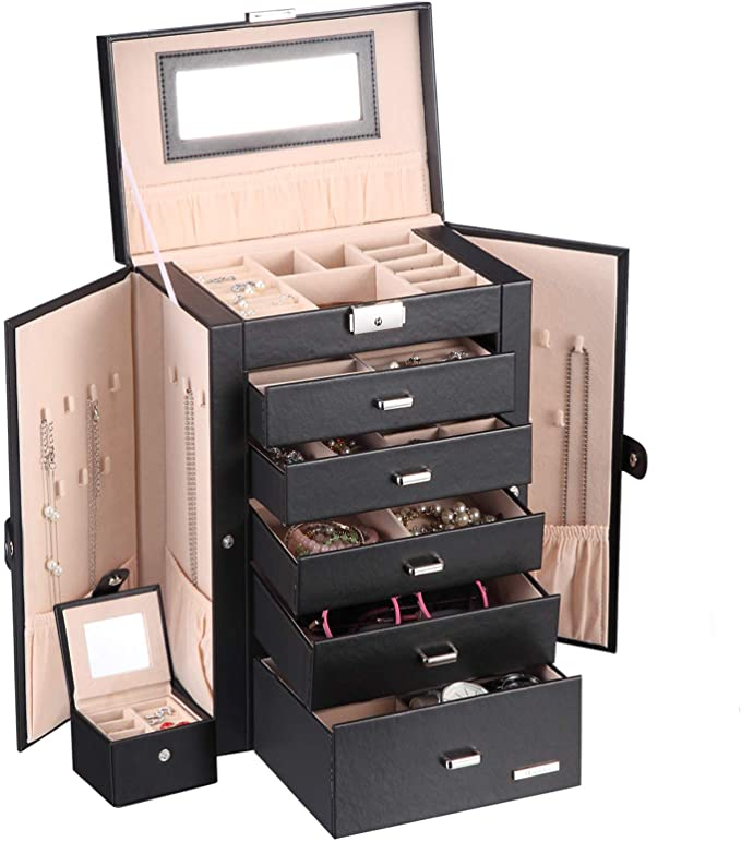 37++ Large jewelry boxes for women ideas