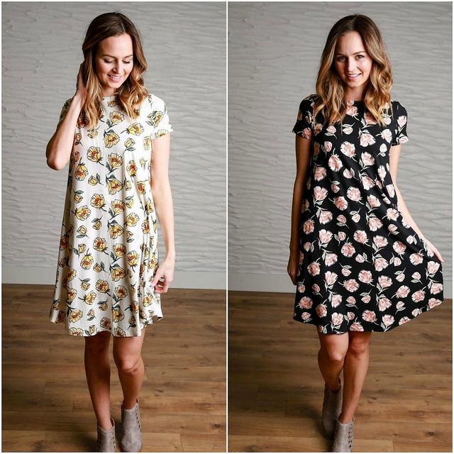 Adorable Poppy Fl Dress Collage From Simple Addiction The 20 Alternative To Lularoe Carly