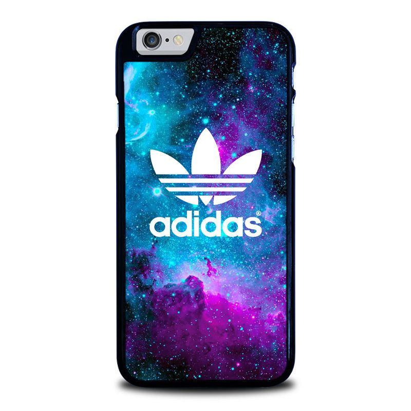new concept 532f3 2beda New Adidas Logo Nebula FIT FOR APPLE IPHONE 4 5 6 7 plus COVER CASE ...