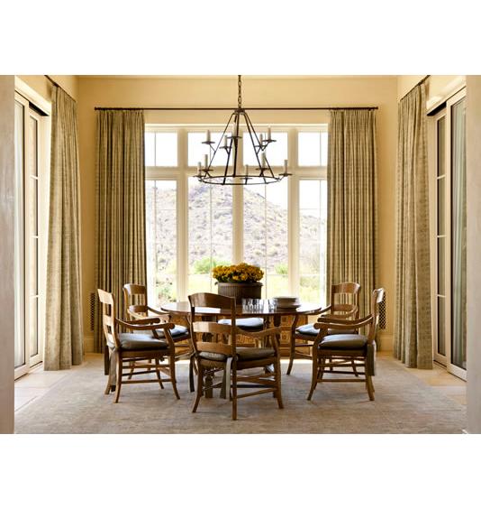 16 Absolutely Gorgeous Mediterranean Dining Room Designs: Italian-Inspired Interior Design In Phoenix, AZ ǀ