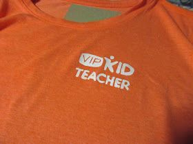 3d979a20 If you're a VIPKID teacher like me, you might have been coveting the logo  shirts you see on incentive winners and in VIPKID promo videos.