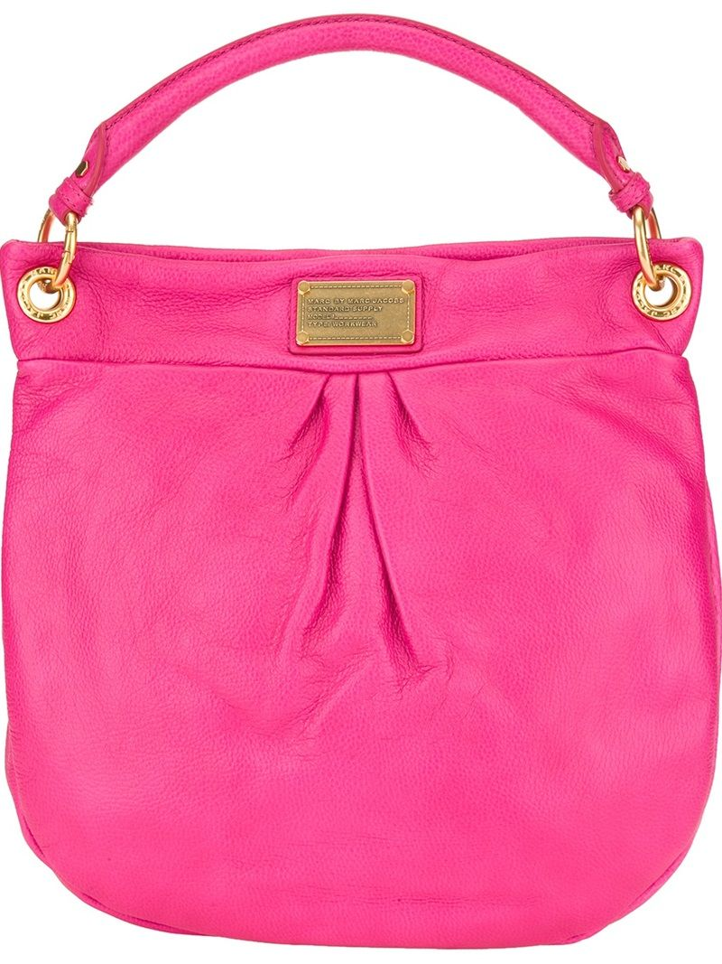 MARC BY MARC JACOBS 'Hillier' hobo tote