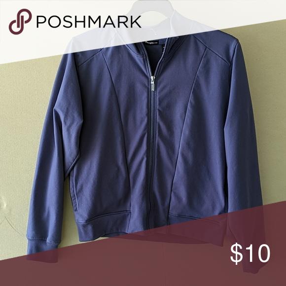 Light spandex jacket